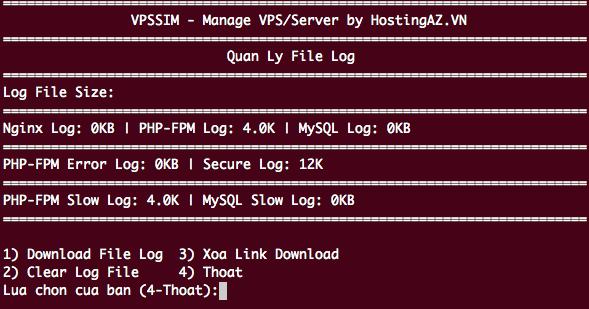 Giới thiệu VPSSIM – Script tự động cài đặt và tối ưu VPS Giới thiệu VPSSIM – Script tự động cài đặt và tối ưu VPS