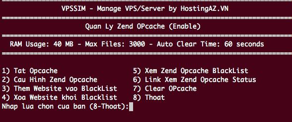 Giới thiệu VPSSIM – Script tự động cài đặt và tối ưu VPS