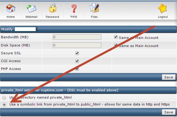 Hướng dẫn cài đặt SSL miễn phí cho Domain trên DirectAdmin