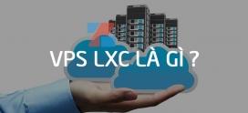 VPS LXC là gì ?